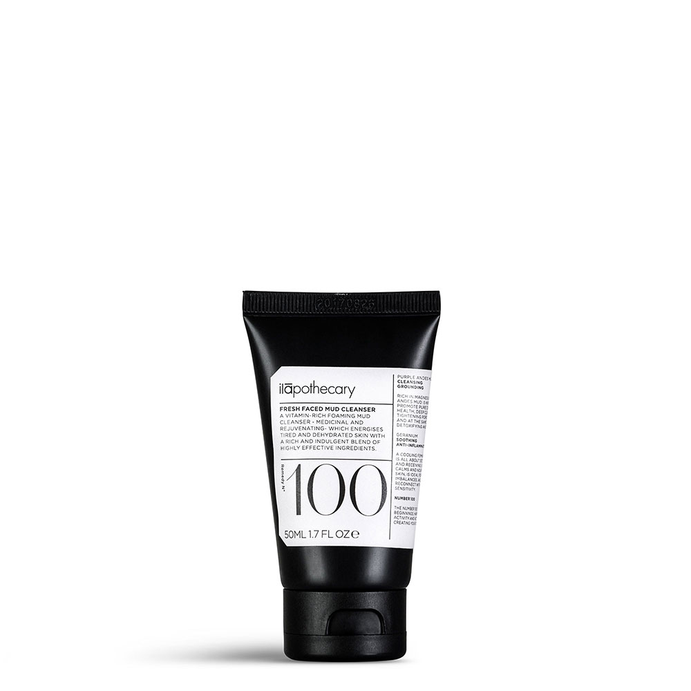 fresh faced mud cleanser product