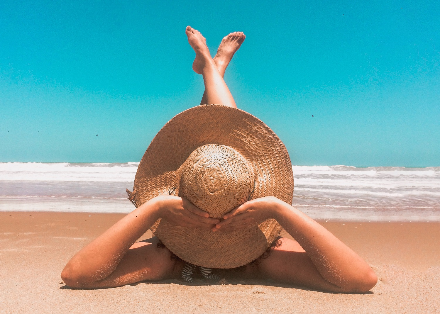 prepare your skin for summer on the beach