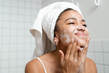 Night time Skincare Routine Cover